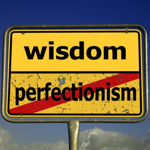 Avsnitt 15: Perfektionism och självkärlek