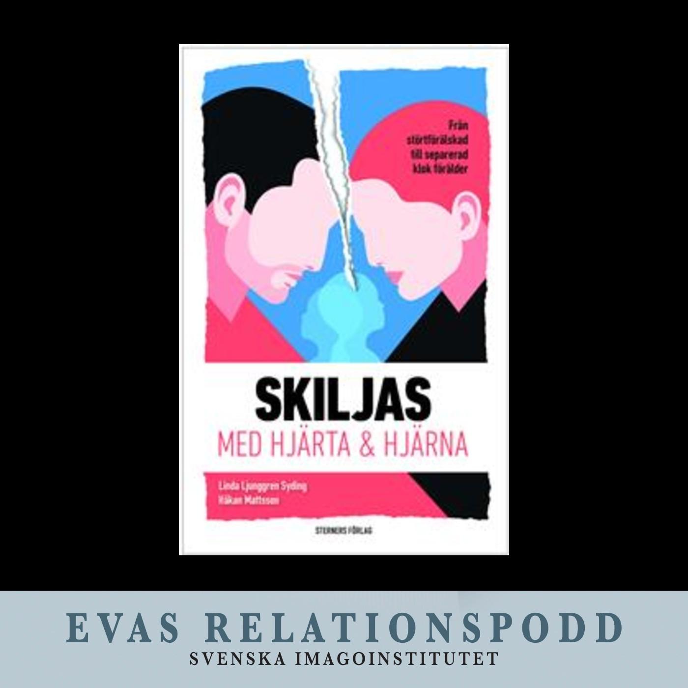 #113 – Eva möter familjejuristen Linda Ljunggren Syding och parterapeuten Håkan Mattson.