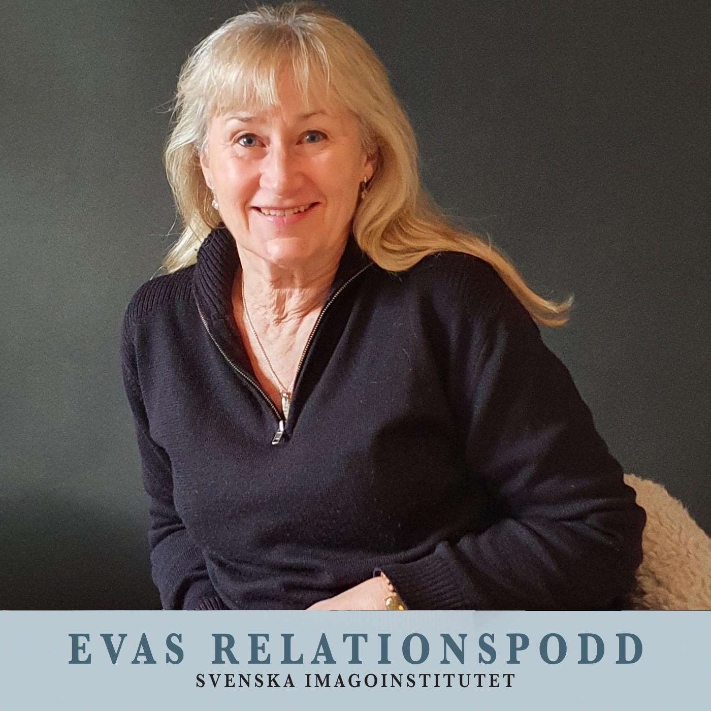 #117 – Ja till njutning – Sex och självkänsla efter femtio – Eva möter Eva Sanner – Del 1