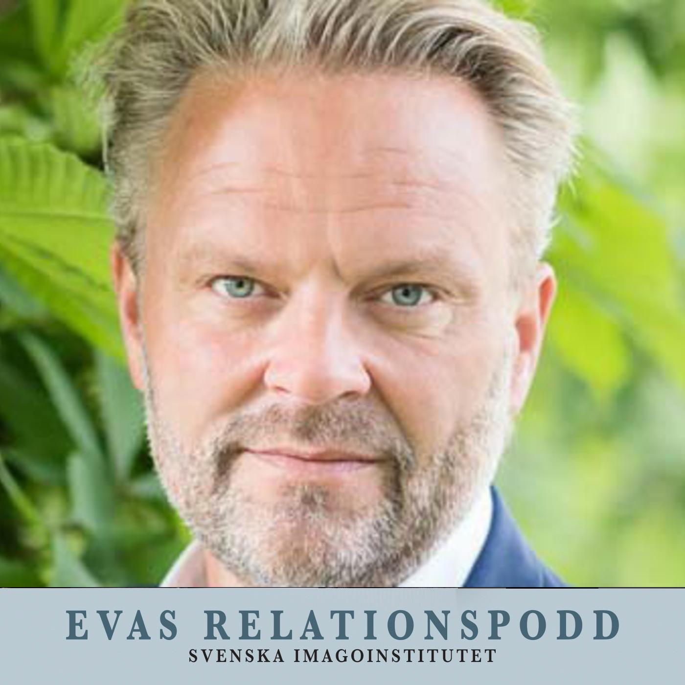 #123 – Autentiskt ledarskap – Eva Berlander möter Tommy Ivarsson  – del 2