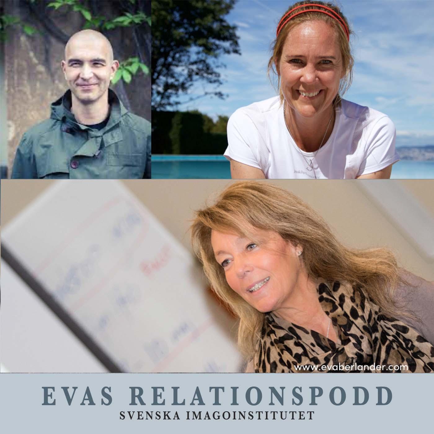 #131 – Eva Berlander möter Jenny Hagman Karlsson och Igor Ardoris