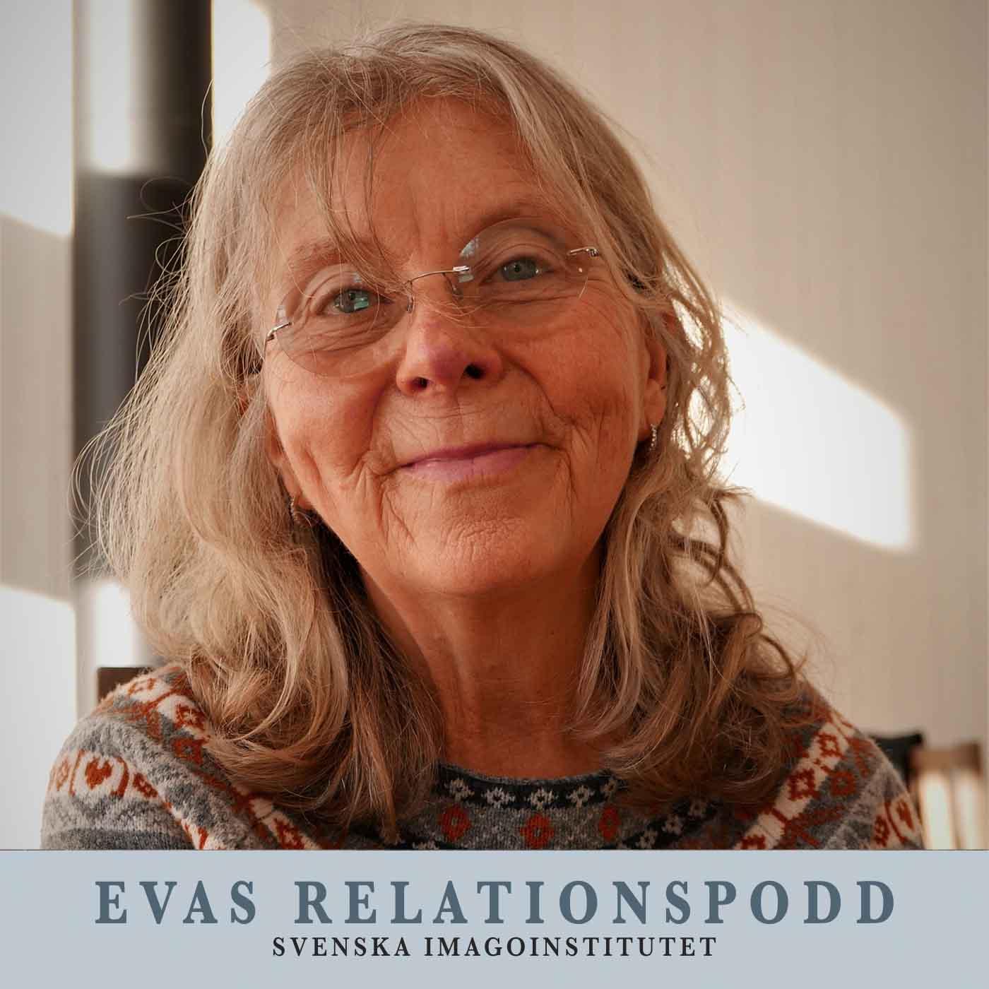 #134 – Eva Berlander möter terapeuten och författaren Nanne Hessel