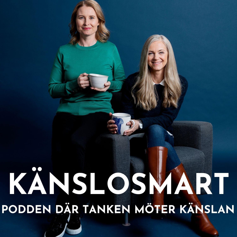 """Eva Berlander är med i podcasten """"Känslosmart"""""""